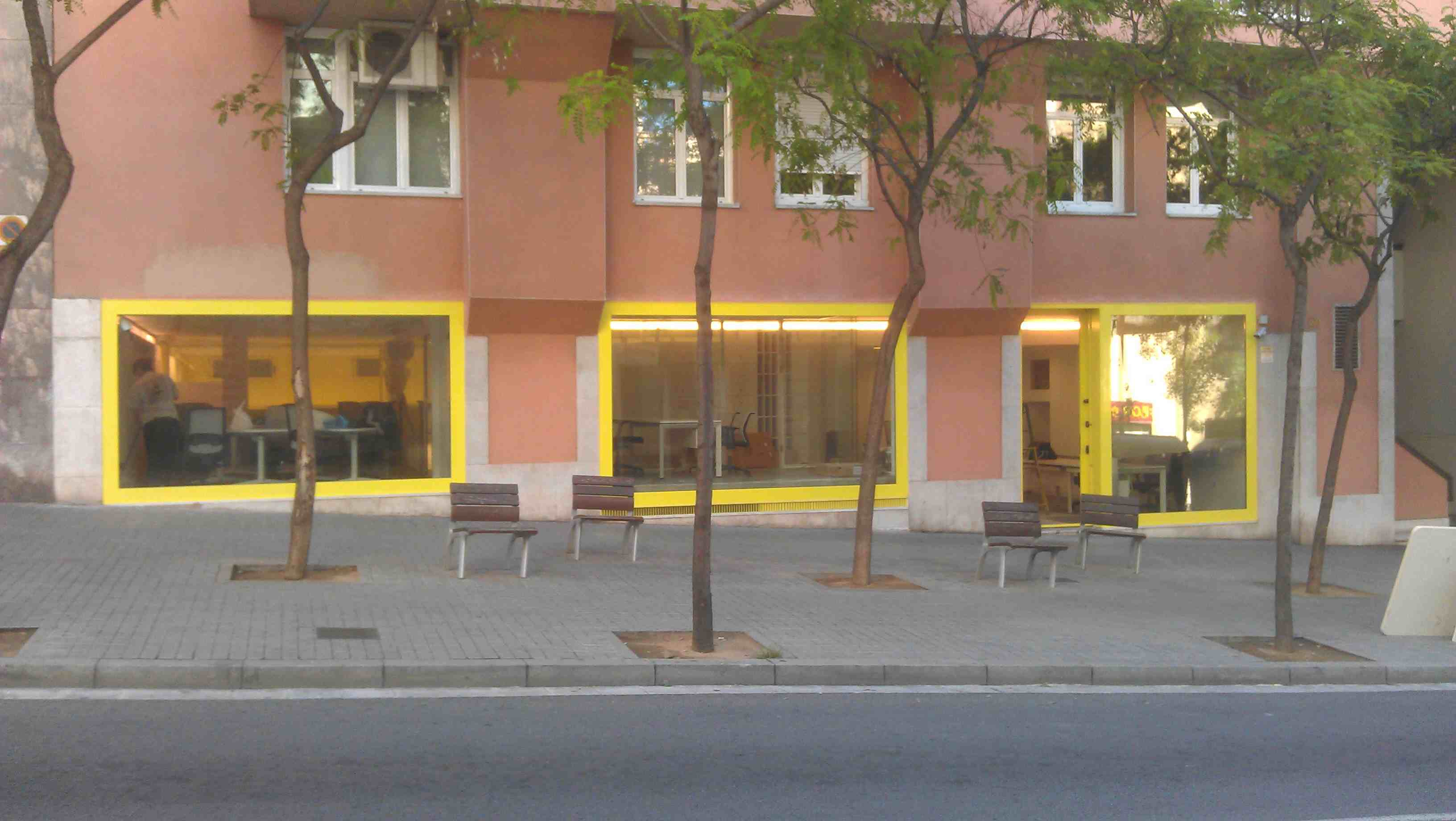Coworking Barcelona 1
