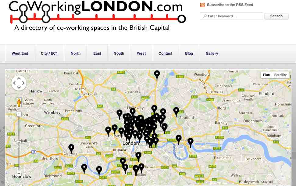 Coworking London