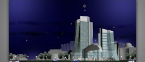 Ghana Cybe City (Conflit lié à une espace)