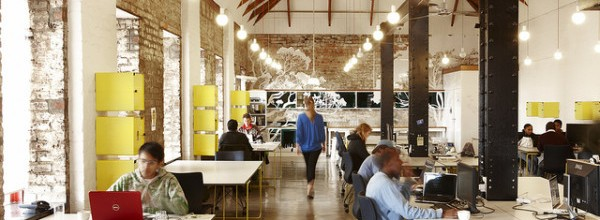 Opportunities and benefits of connecting coworking spaces